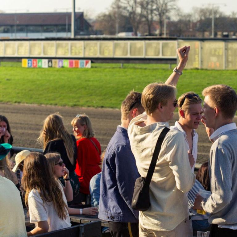 COPENHAGEN CUP V75 17 MAJ